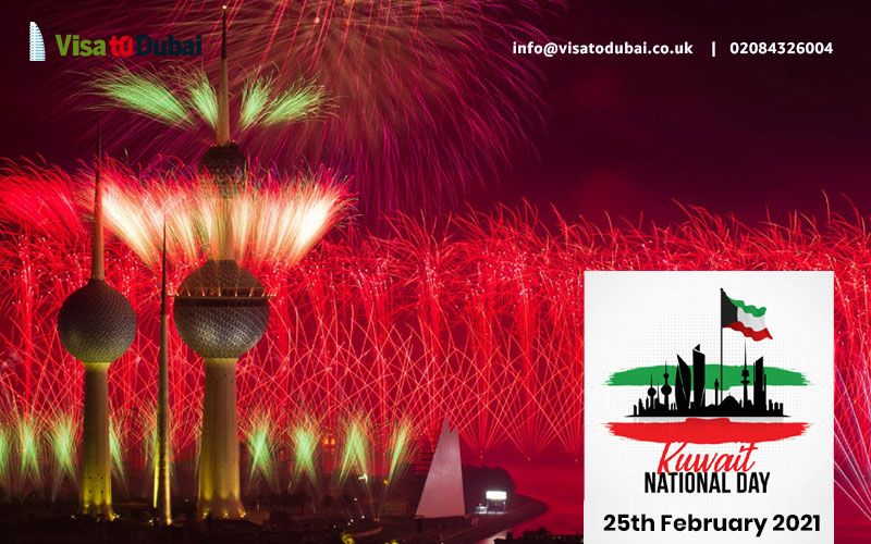 Kuwait National Day 2021