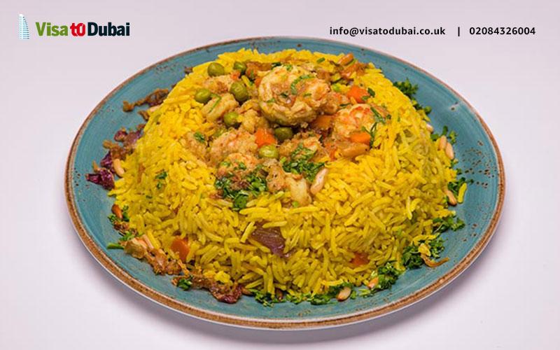 Foods in Dubai