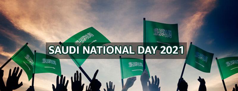 Saudi National Day 2021